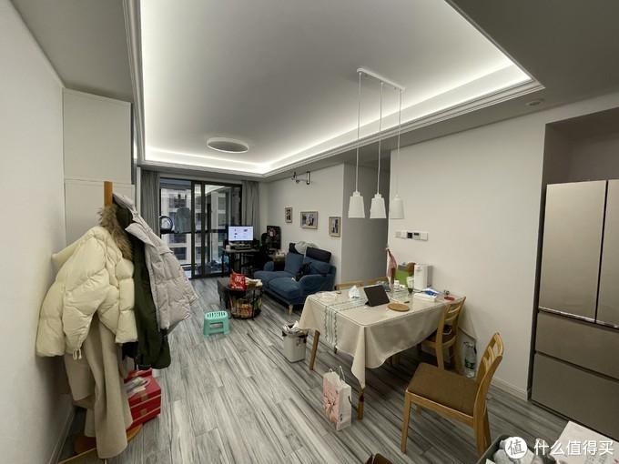 小巧简单的客厅