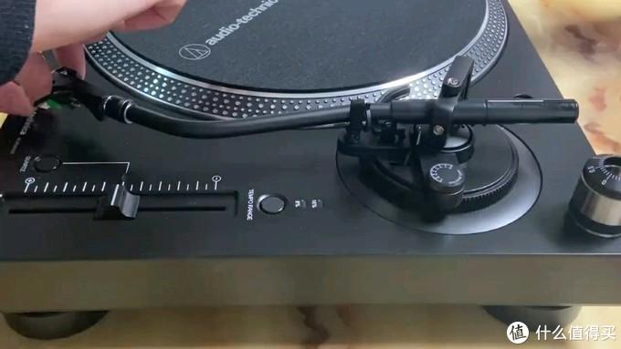 铁三角黑胶唱片机AT-LP120XUSB的安装和调校指南