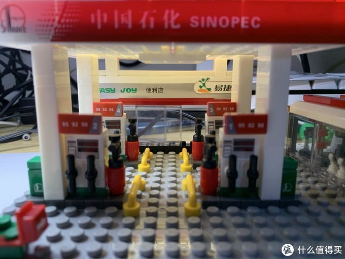 油价接连上涨,最终决定自己搞个加油站