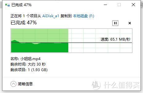 内网硬盘传输速度