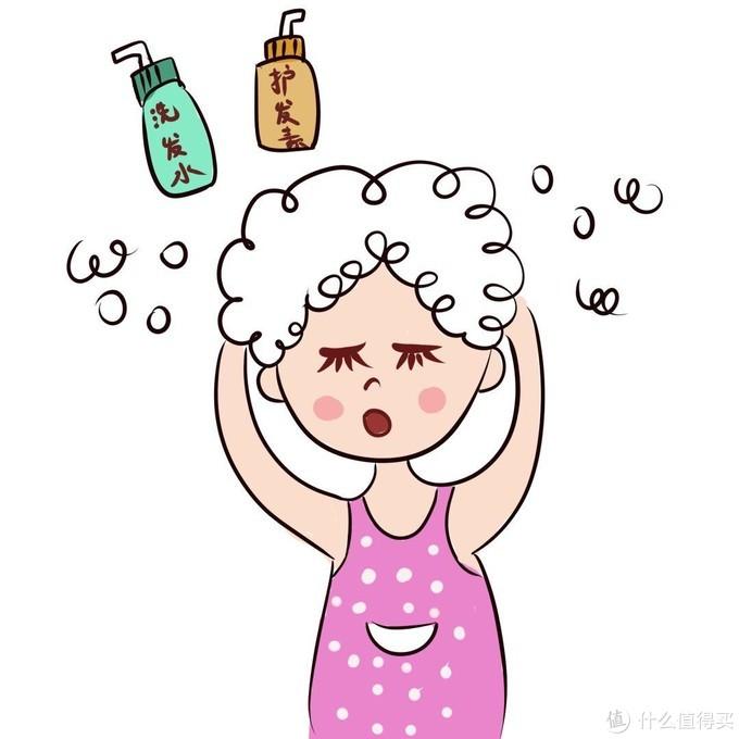 错误洗头的十种方式,你中招了吗?(内附错误原因和正确做法)