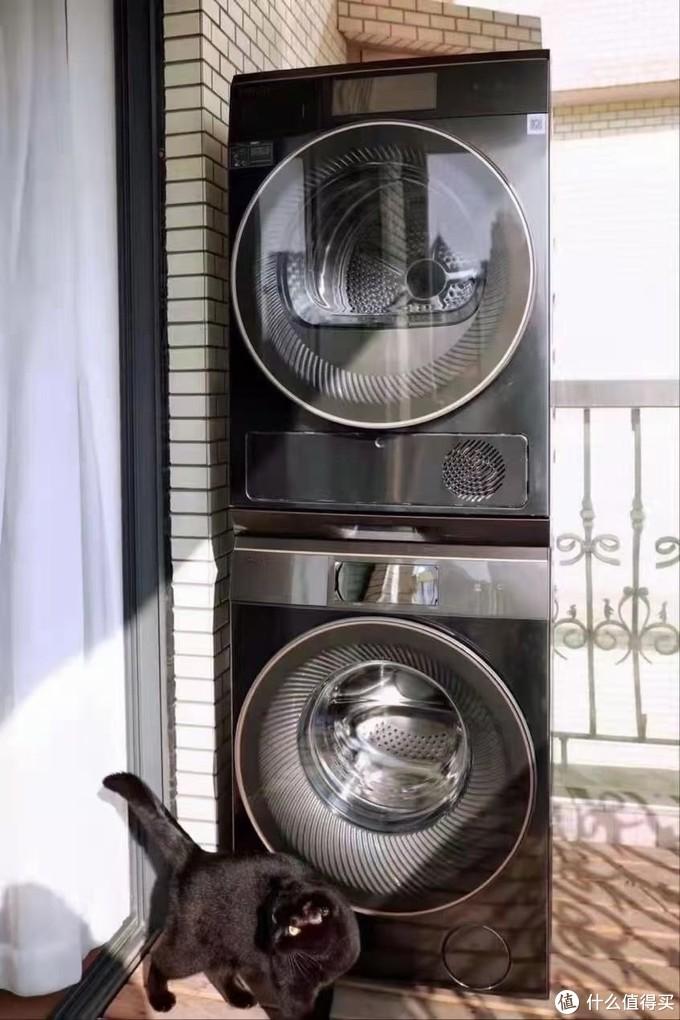 COLMO新品——星图洗烘套装'无水去油渍'到底有多牛?
