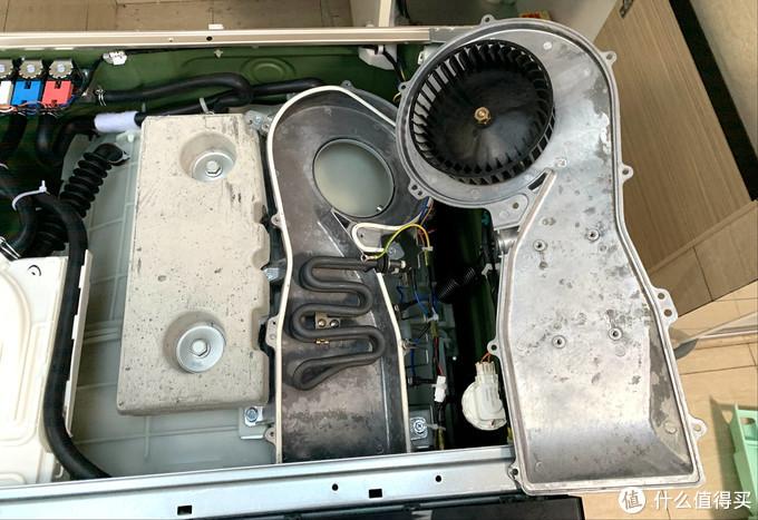 洗烘一体机烘干高效率新技术--云米11Kg主动进风式新风速烘洗衣机上手详细评测