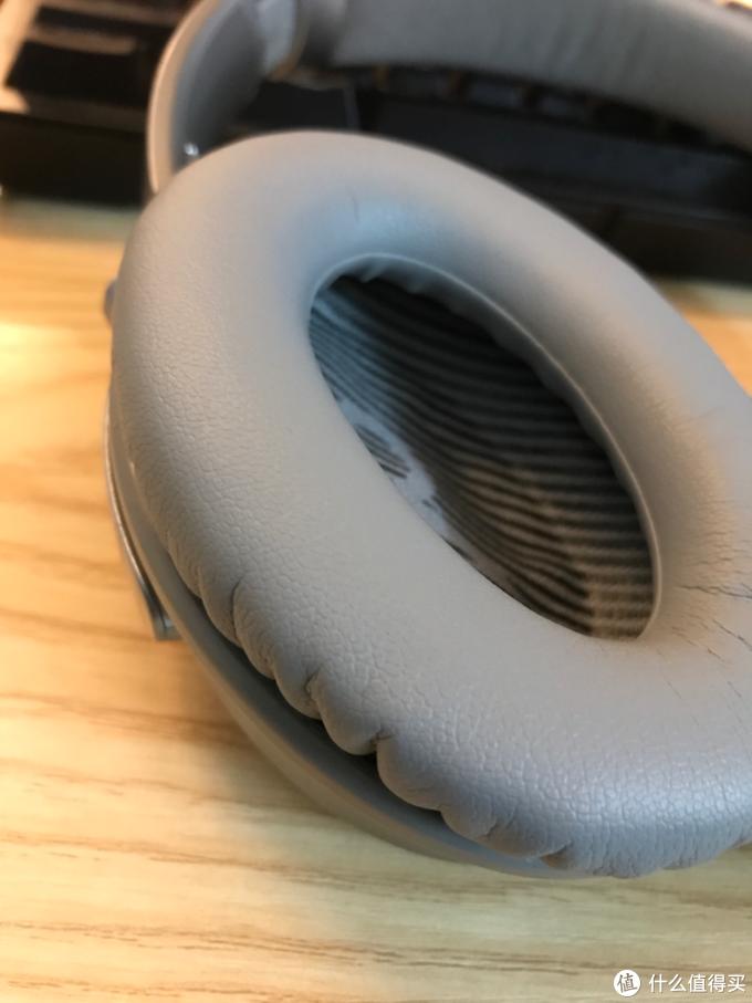 QC35更换耳罩小记,几十块和原装几百块有什么区别?