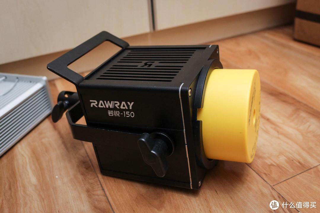 淘到宝了!若锐Rawray 150W摄影灯感觉非常香
