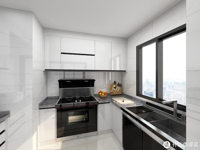 喜新厌旧的装修之路(一):用了五六年的厨房本想只换个集成灶,结果又看上了全套厨柜