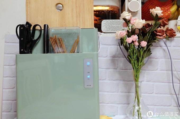 砧板,日常的消毒更有必要——宏泰科砧板刀筷消毒机