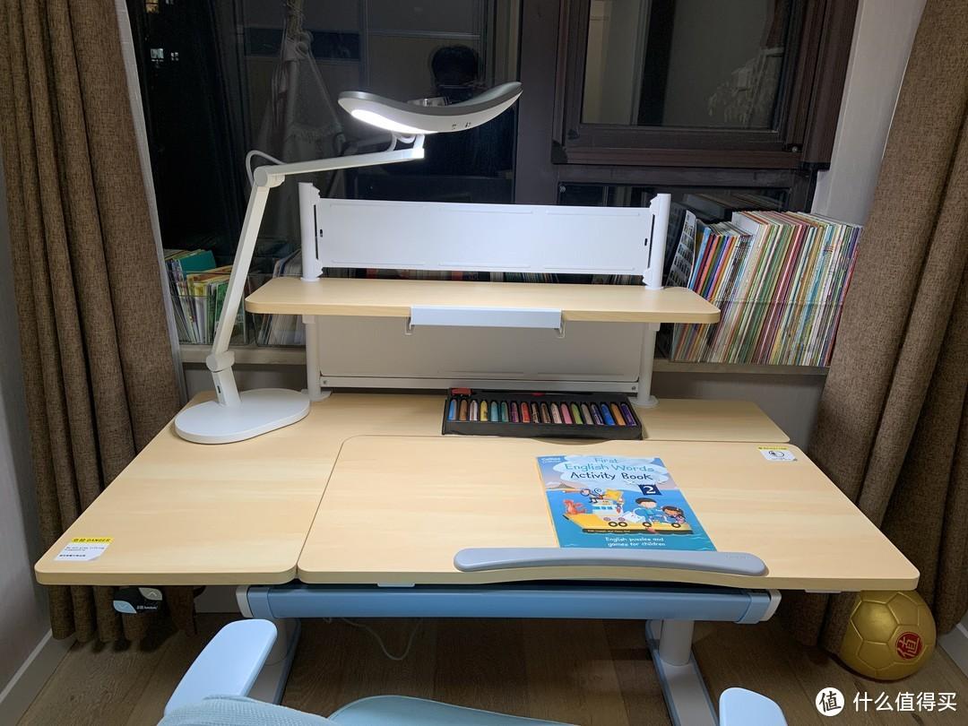 949买的乐歌EC2儿童升降桌套装,自己安装还能再返50,这价某鱼二手都买不到