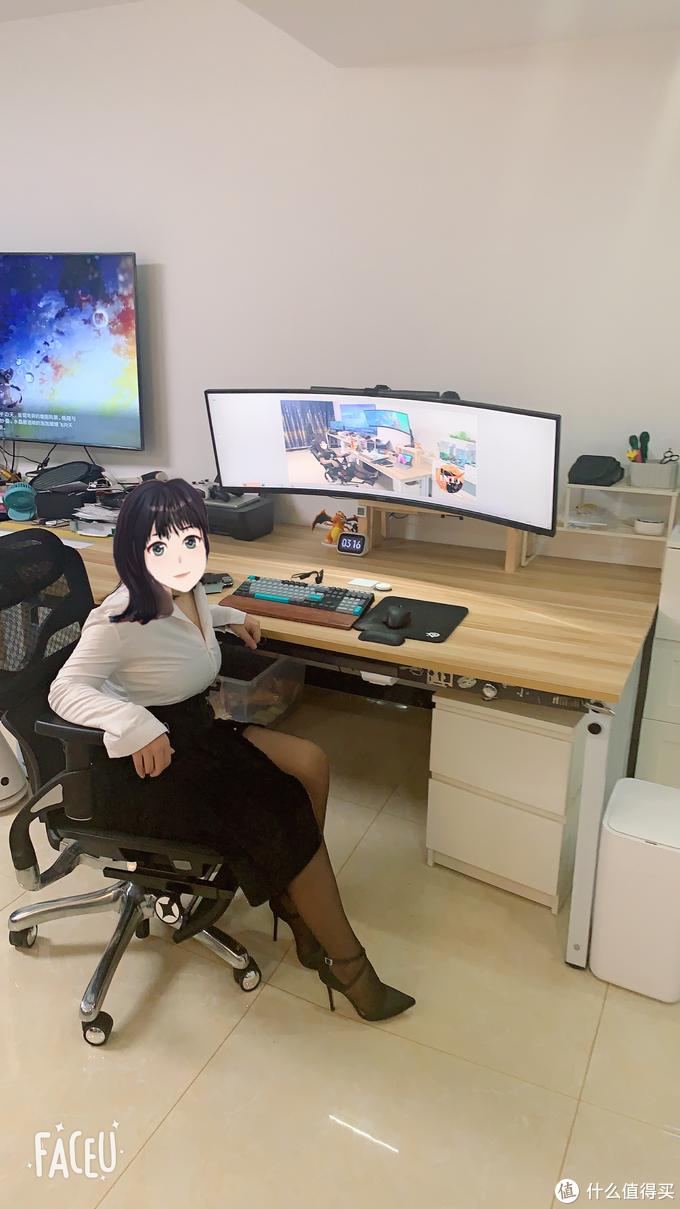 这次办公室OL风~