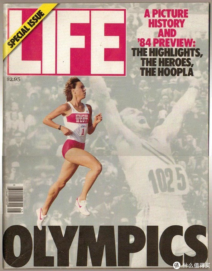 当年LIFE为洛杉矶奥运会出的特辑