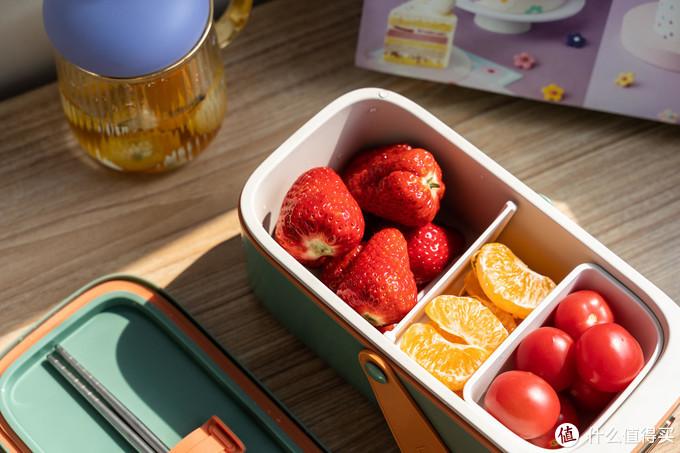 健康饮食,上班族午餐好帮手:LIFE ELEMENT电热饭盒