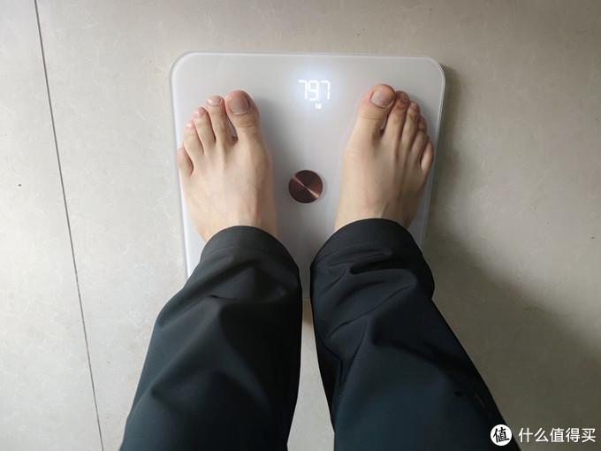 比你更了解你自己,减肥你需要这个:咕咚智能体脂秤PRO体验