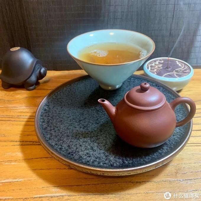 某茶友的日常茶趣,茶趣当以茶为本,器为辅