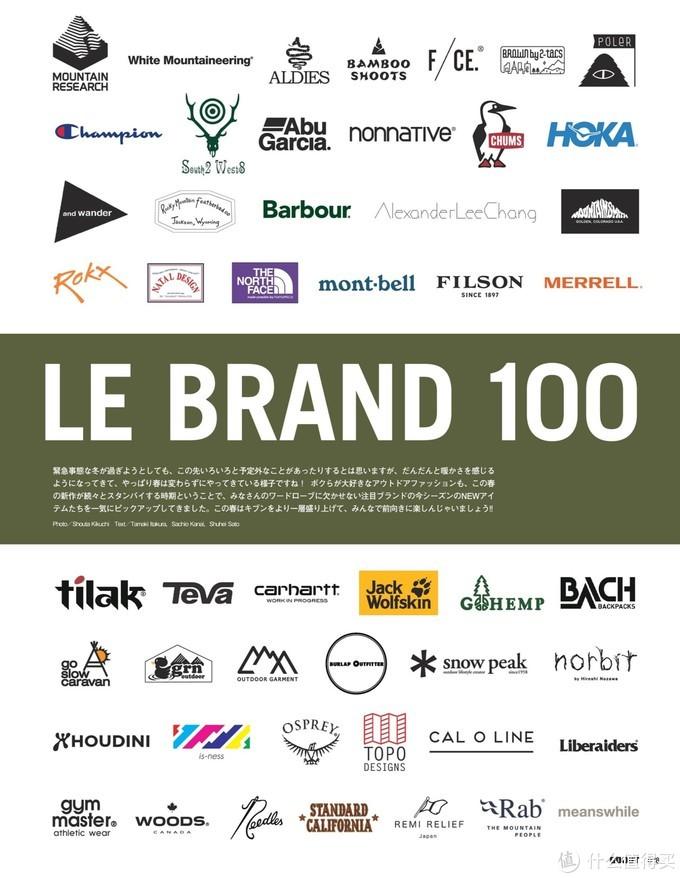 全球100大户外品牌榜,《GO OUT》呈现,我帮您都扒好了【强烈建议收藏】