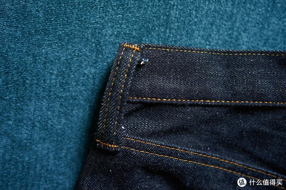裤袢折叠不正