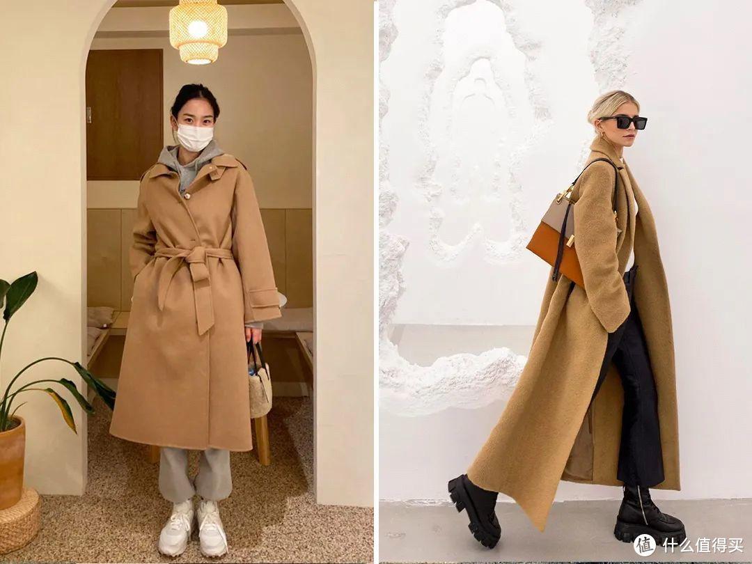 """""""倒春寒""""别担心,大衣这么穿,温暖又高级"""