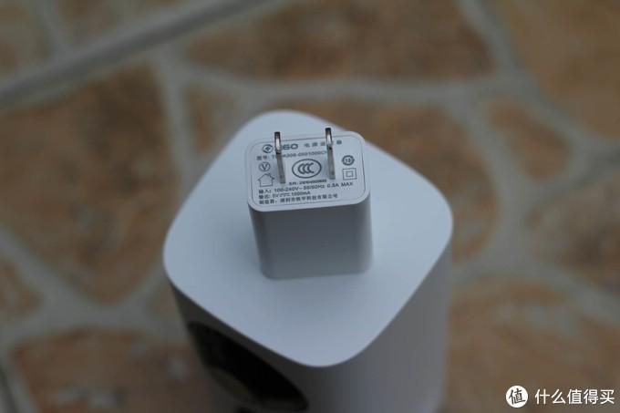 再也不怕被人划车了——360智能摄像机3C云台电池版