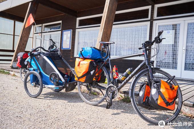 Bring your Kids, 最运动的婴儿车 - Thule Chariot Sport 2