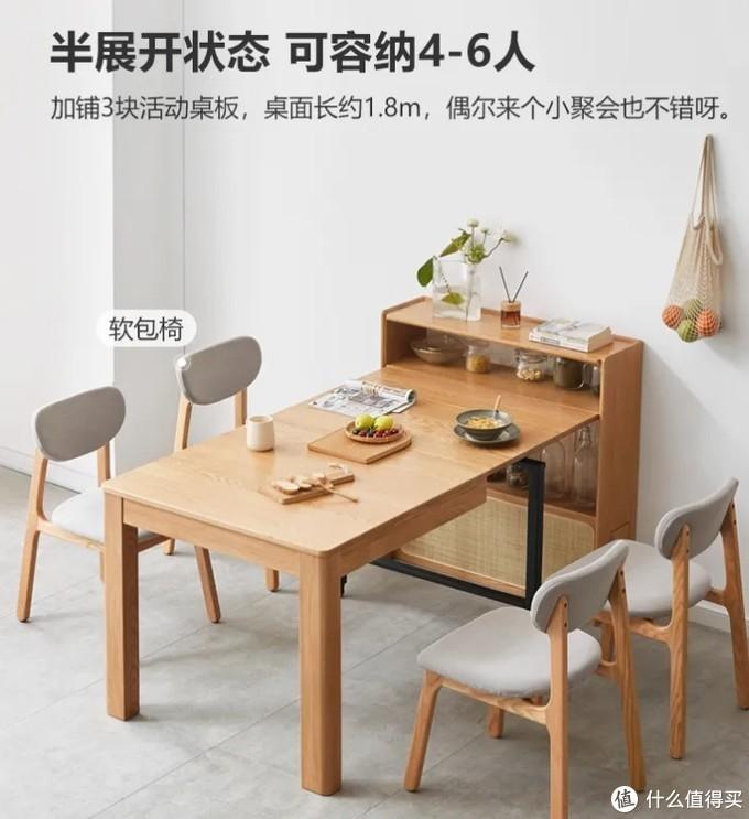 源氏木语买到就赚的26个爆款盘点!双人床餐桌沙发茶几电视柜化妆桌衣柜……原木简约风,一站搞定!