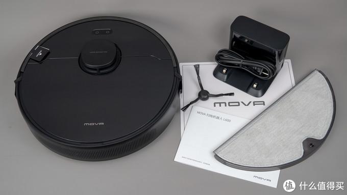 1次绘图,2次优化轨迹,超智能的MOVA扫拖机器人L600体验