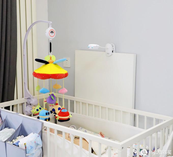 支持米家接入,xiaovv智能婴儿监护器体验