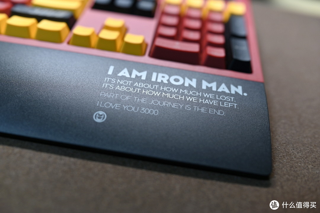 I AM IRON MAN TT钢铁侠 G521变身钢铁侠灯光版