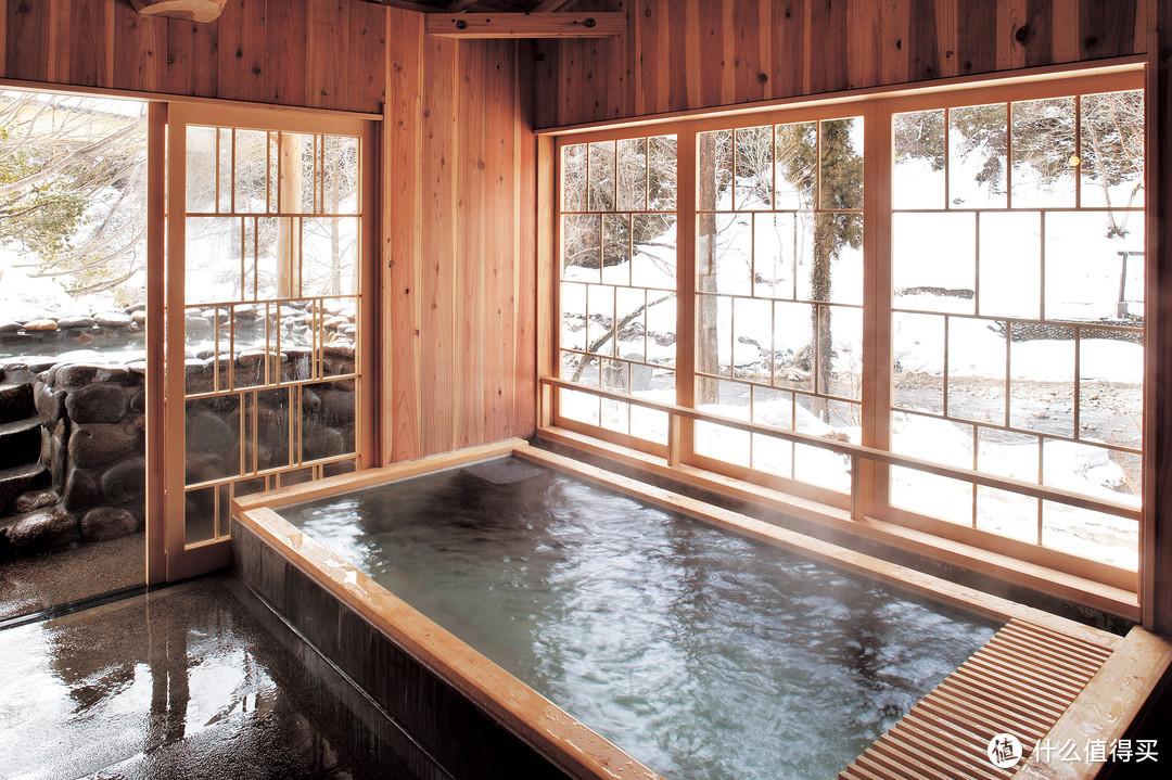 来日本泡温泉吗?混浴的那种