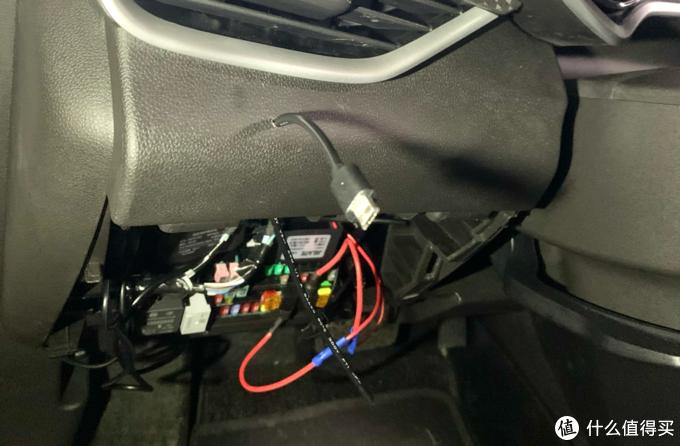 """无线充电车载支架""""隐线""""式安装方法参考"""