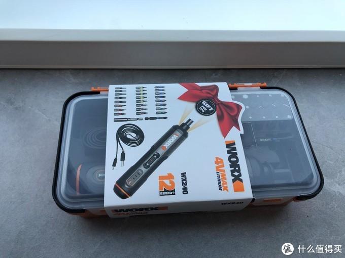 居家维修组装的扛把子:不只是冰冷的工具,威克士电动螺丝刀体验