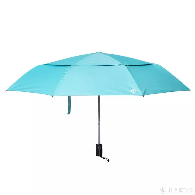 如何用防晒伞轻松度过夏天