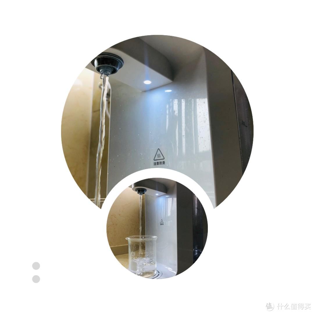 生活中的小确幸,无需等待的好心情---美的华凌即热式小花生饮水机