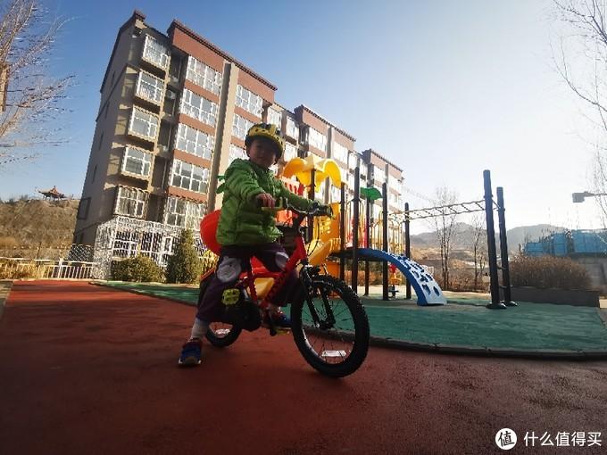 迪卡侬儿童自行车晒单