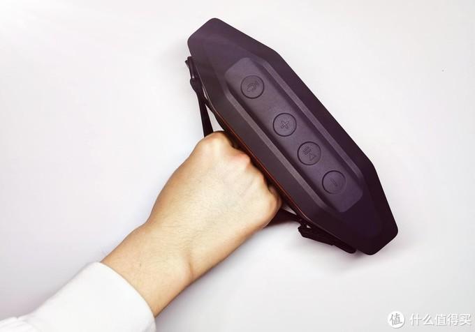 德斐尔小魔盒使用体验,三防加好音质,真正的户外低音炮