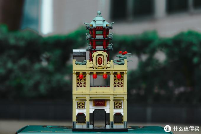 订制积木 广州百年老店陶陶居 传承记忆与技艺