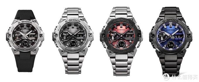 卡西欧将推出史上全新G-STEEL列腕表