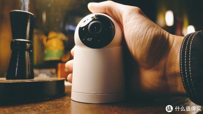 看家小能手:华为智选小豚当家DPH-IP-300 AI全彩摄像头2K版开箱体验