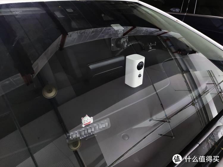 扎胎?划车?被盗?我尝试用360不插电摄像头做停车安防