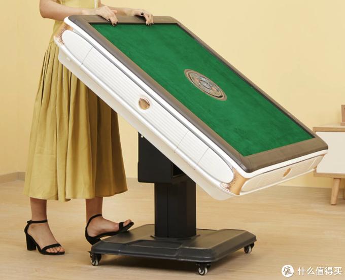 小米有品上新全自动麻将机,一桌多用还能当餐桌!