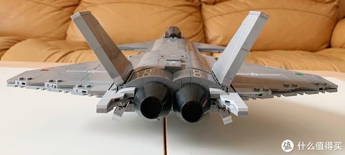 新鲜出炉的启蒙战地系列——歼20 隐形战斗机测评