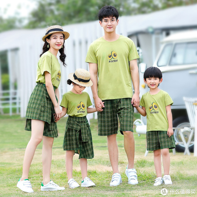 一家人就该穿得整整齐齐、可可爱爱的!21套亲子装特卖清单,低至1折,白菜价!