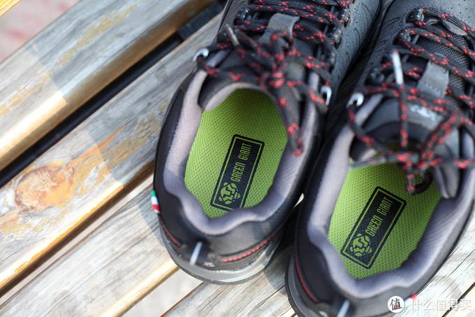 无惧地形,图途SENSELEAD绿巨人系列户外徒步鞋助你轻松翻山越岭