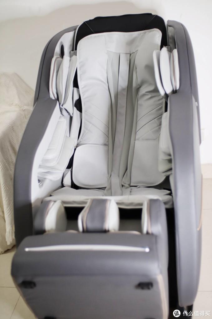 高端按摩,在家享受:西屋S500按摩椅