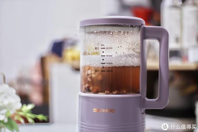 生活减去负能量,从6道简单易上手的养生食谱开始:大宇轻养破壁机+养生杯套装使用体验