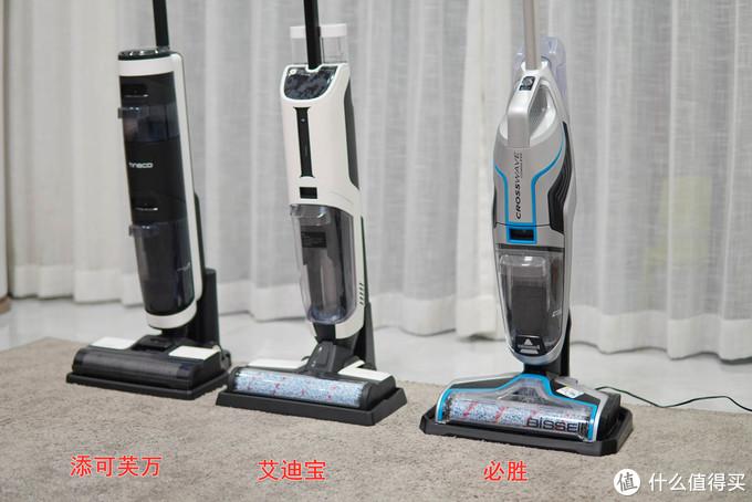 三款市售主流洗地机横向对比,买得值和值得买才是最重要