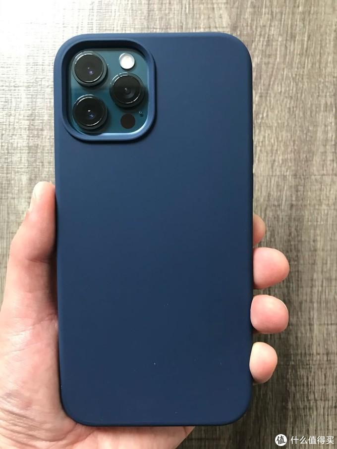 京东京造iPhone12 pro max液态硅胶手机壳开箱使用体验