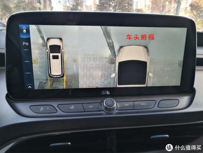 GL8公务舱加装海康威视360°全车影像