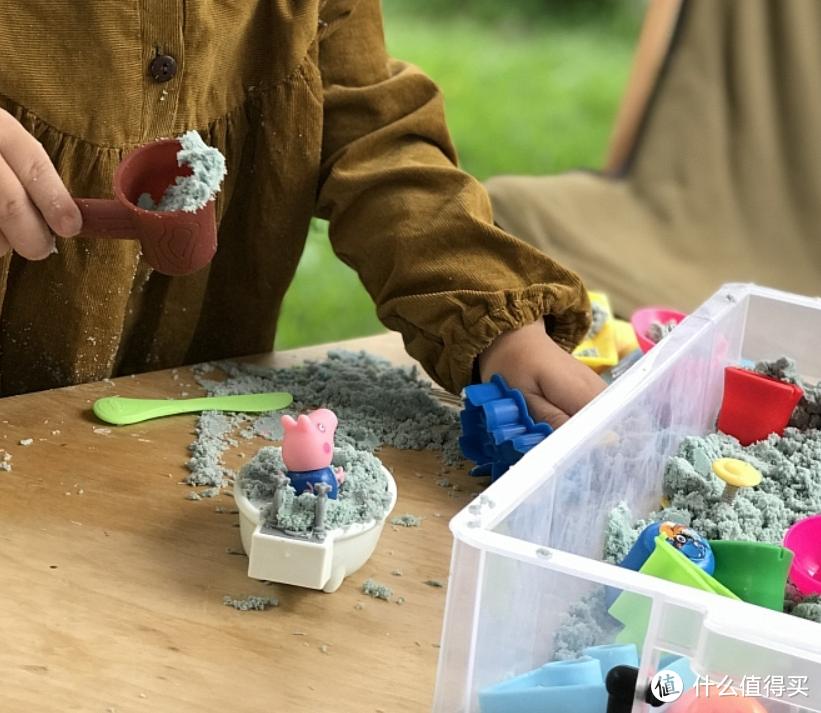 自驾露营 孩子神奇玩具–韩国SNOWKIDS雪沙