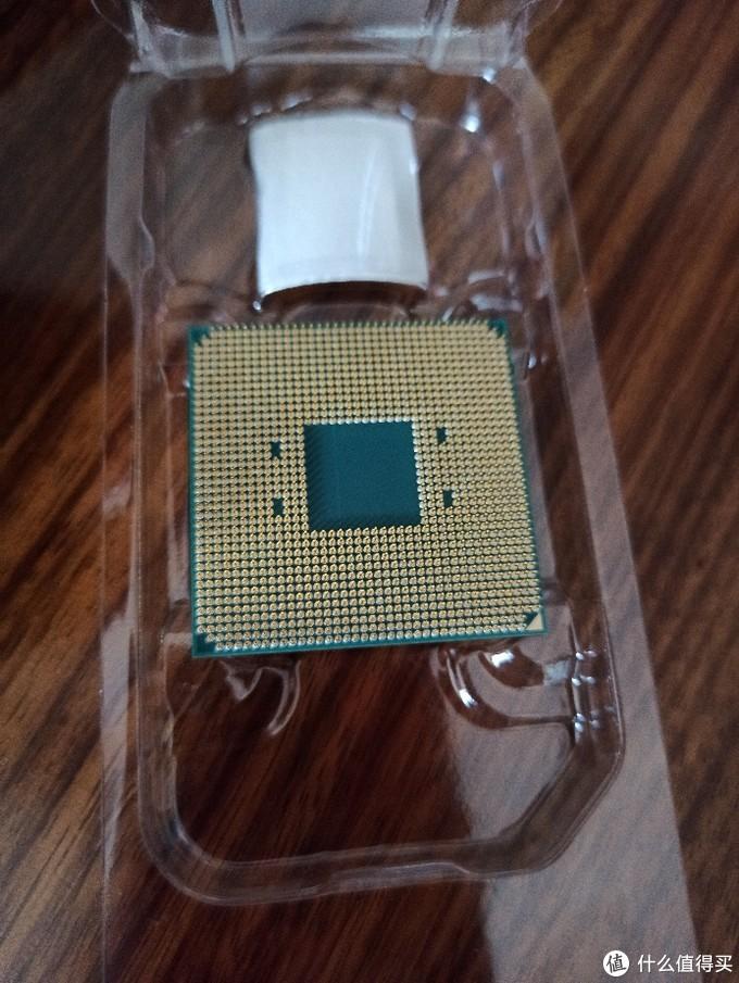 CPU底部