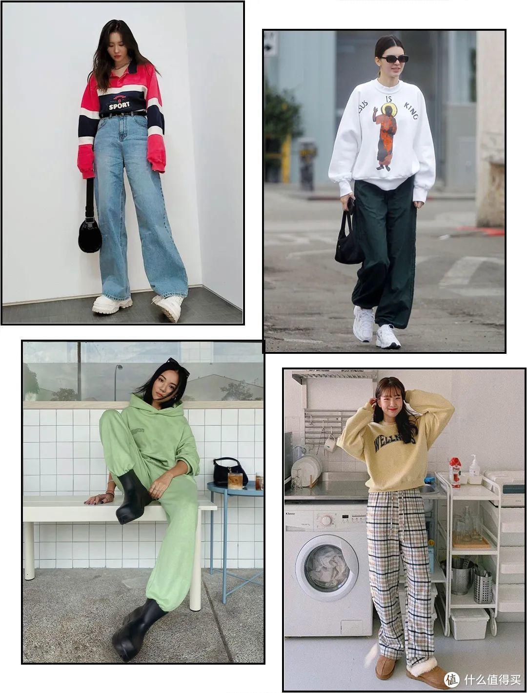 卫衣穿腻了?试试欧阳娜娜、刘雯的新穿法,时髦减龄不撞衫!