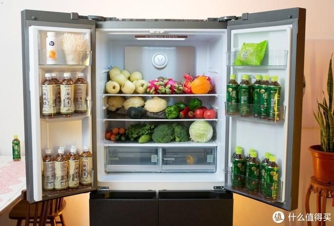 冷藏室308L,变温室13L。